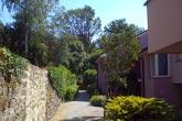 An der Kirchhofmauer